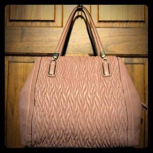 COACH Madison Gathered Twist Shoulder Bag 25984